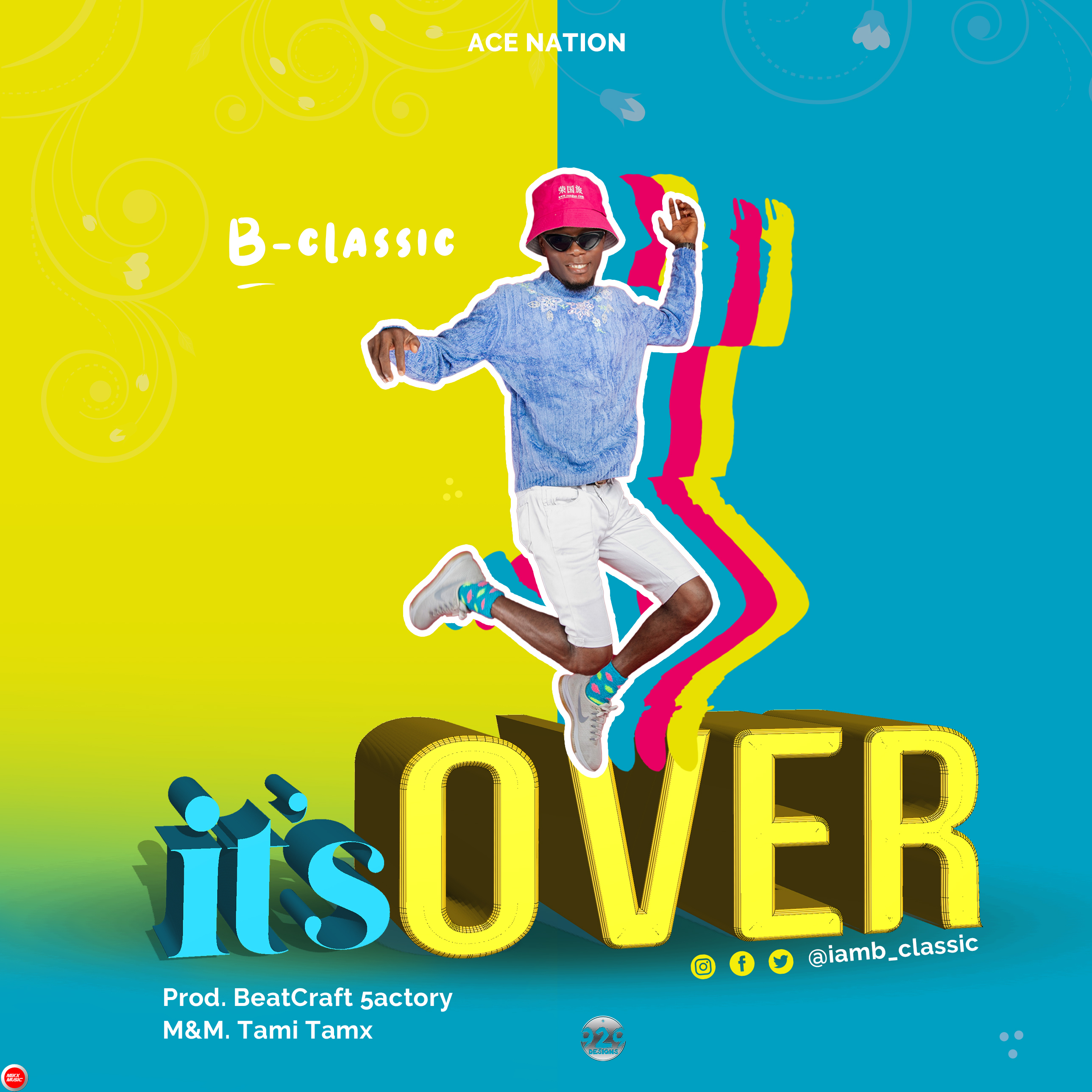 B-classic it's over download