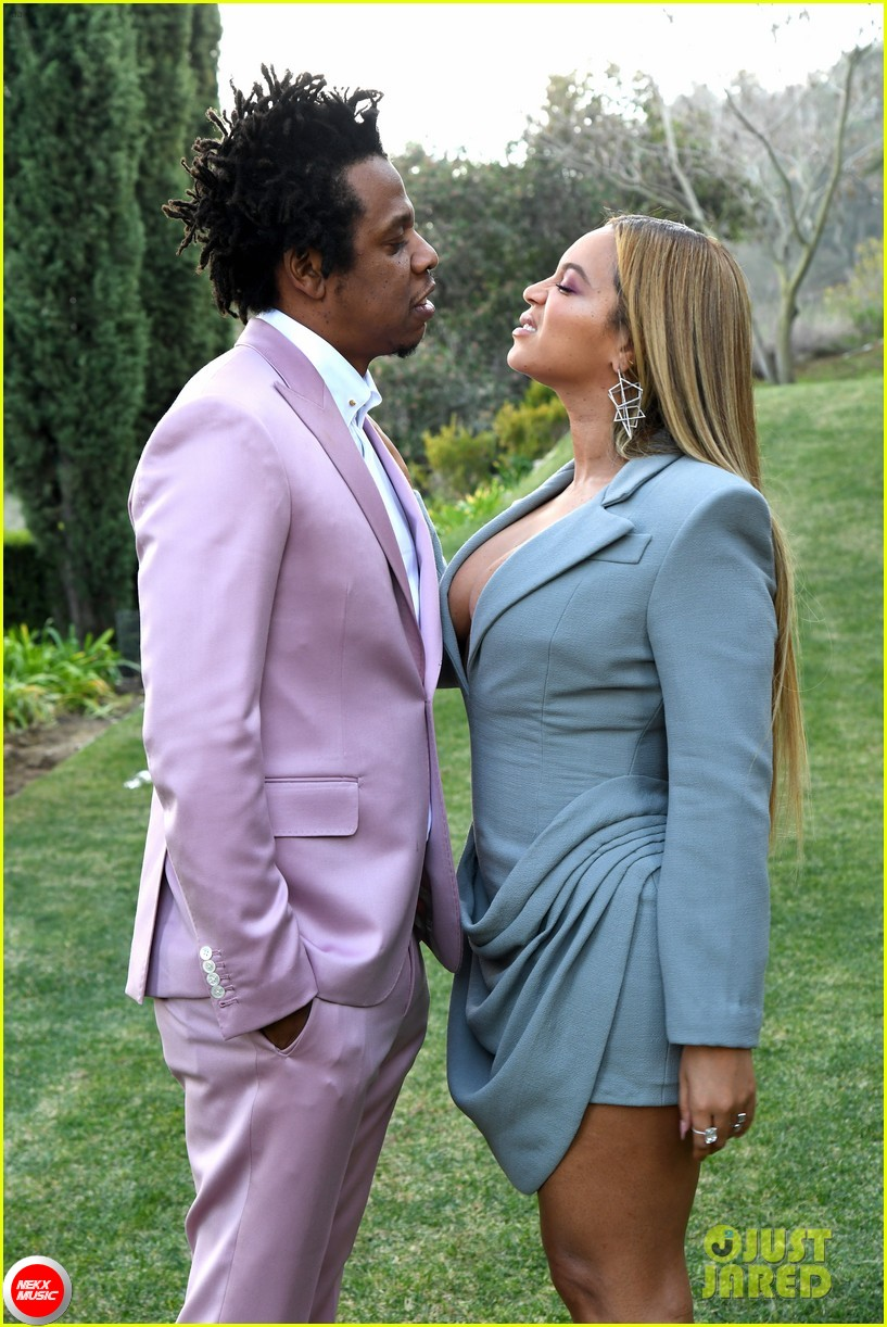beyonce and Jay z at the grammys